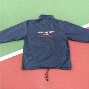 ❌SOLD❌90s Polo Sport Windbreaker